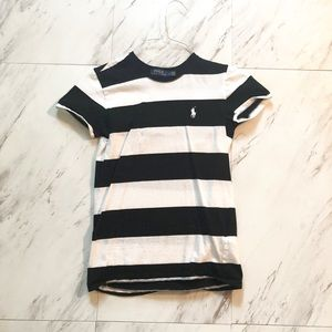 Ralph Lauren polo striped tee